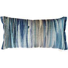 Buy Voyage Galatea Cushion, Midnight Online at johnlewis.com