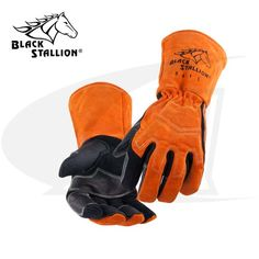 Revco™ MAX Comfort High-Dexterity Stick Welding Gloves - Orange My gloves are covered in holes, gorilla tape fixes. Leather Work Gloves, Gorilla Tape, Welding Gloves, Mechanic Shop, Safety Gloves, Black Stallion, Hand Gloves, Blacksmithing, Industrial
