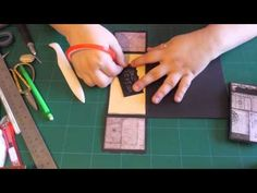 tutorial #1 - mini album 7''x7'' - parte 3 - mirtillamente - YouTube