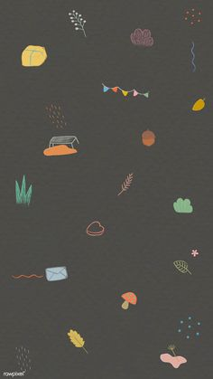 Cute autumn doodle patterned mobile screen wallpaper, iphone and mobile phone… – – wallpaper Wallpaper Doodle, Soft Wallpaper, Cute Wallpaper For Phone, Iphone Background Wallpaper, Aesthetic Pastel Wallpaper, Glitter Wallpaper, Kawaii Wallpaper, Pattern Wallpaper Iphone, Wallpaper Patterns