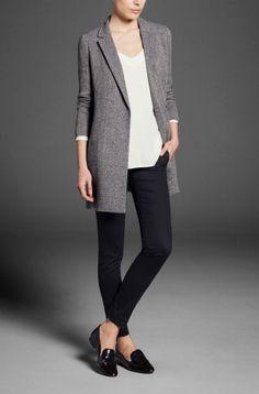 STRUCTURED COAT - Coats & Jackets - NEW SEASON - WOMEN - <3