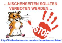 STOP - NISCHENSEITEN MÜSSTEN VERBOTEN WERDEN...warum erfährst Du hier...