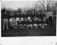 2011 NCAA National Champions. 1978 Stanford Women's Soccer Team