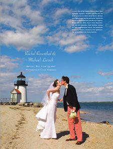nantucket wedding & nantucket reds