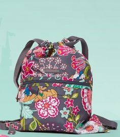 8719d4909 Two New Disney Vera Bradley Patterns With Spring In Mind Are Releasing This  Month!