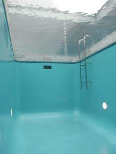 Paradoxical pool.