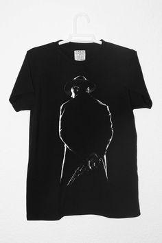 CLINT EASTWOOD Camiseta algodón. Unisex. Todas las por RetroBCN