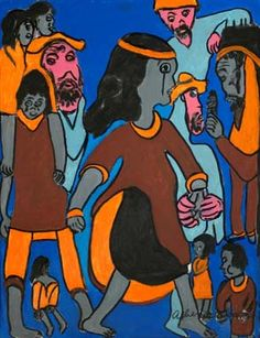 Cleveland's most recognized outsider artist, Reverend Albert Wagner, is celebrated in Gray's Fall Auction