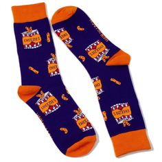 Cheezies Socks by Main and Local