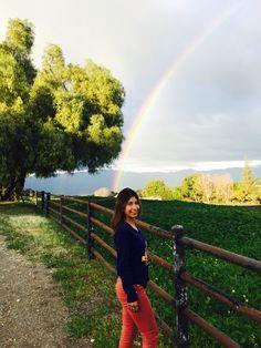 Ojai rainbow