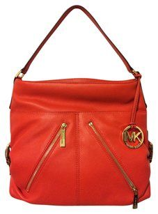 SALE $239.95 - RETAIL $348.00 Michael Kors Portland Lg Leather Tote Shoulder Bag 11.00 x 13.00 x 5.00