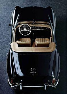 #mercedes #190SL #convertible #vintagecars #classiccars #roadtrip posted by www.campbellsloft.com #campbellsloft