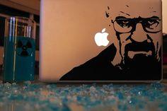 Fancy - Breaking Bad Mac Decal