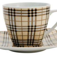Looks like Burberry Scottish Plaid, Scottish Tartans, Burberry Plaid, Tartan Plaid, My Coffee, Coffee Mugs, Sencha Tea, Cute Cups, Plaid Fashion
