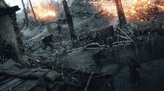 Battlefield 1 War Game Soldiers Wallpaper