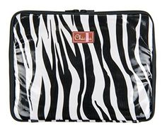 Chic-a Stitching and Knitting Accessories (Circular Needle Case, Zebra) *** Details can be found by clicking on the image.