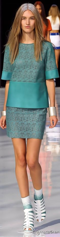 Maxime Simoens Spring Summer 2015 Ready-To-Wear