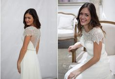 Desiree Hartsock Models Her Own Maggie Sottero Dress Designs!