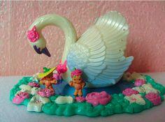 Fairy Winkles Magic Mirror Swan by Kenner, 1993 By Miss_Leonie