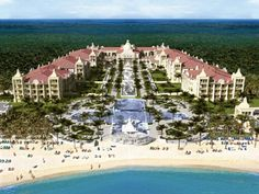 Riu Palace Riviera Maya - Playa del Carmen. This is one of most favorite all-inclusive resorts in Mexico. As a travel agent, I stay at or inspect many resorts and I love the Riu resorts, specially this one.