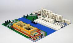 The Schie Penitentiary (Penitentiaire Inrichting De Schie) | by Hans Flier