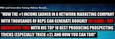 10 of the best prospecting tricks i've seen... check them out!  http://kingengr.top10prospectingtricks.com