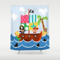Shower Curtains by Alapapaju | Page 2 of 4 | Society6