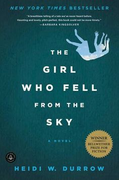 The Girl who fell from the sky, Heidi Durrow. Hjerteskærende fortælling.