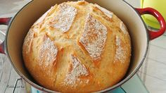 It's been some time since I wished to make this recipe. The primary time I noticed it, I assumed, however it isn't doable to make bread in a casserole. So I wished to check and I used to be pleasantly stunned. An ideal bread … Baguette, Cooking Chef, Crescent Rolls, Beignets, C'est Bon, Flan, Deli, Nutella, Baking Recipes