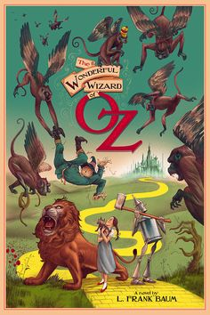 The Wizard of OZ - Jonathan Burton