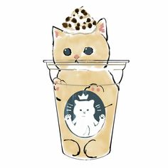 Crazy Cat Lady, Crazy Cats, Animal Drawings, Cute Drawings, Kitten Drawing, Funny Animals, Cute Animals, Lots Of Cats, Cat Aesthetic