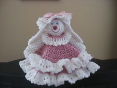 Crochet Air Freshener Dolls and Covers