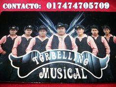 Torbellino Musical en Vivo (Audio)