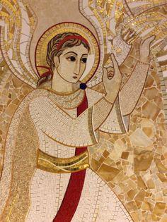 Arcángel Gabriel Society Of Jesus, Angel Art, People Art, Sacred Art, Medieval, Blessed, Angels, Clip Art, Princess Zelda