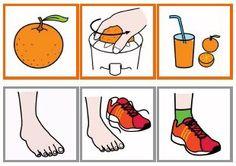 Images séquentielles, relation de cause à effet... - Montessori EtCie