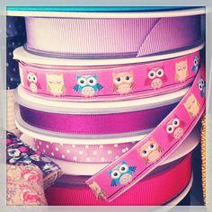 #cintas #rosa #lila #fucsia #proyectos #creaciones #búhos #buhos #colorido #costura #sew #sewing #crafter #craft #hechoamano #feeling #handmade - @feelinghandmade- #webstagram