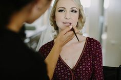 Carly's Glamourous Bridal Makeup