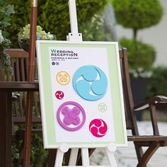 家紋2 Wedding Welcome Board, Welcome Boards, Japanese Family Crest, Reception, Weddings, Christmas Ornaments, Space, Holiday Decor, Floor Space