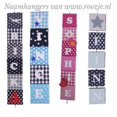 Een origineel kraamcadeau en decoratie voor kinderkamer en babykamer. Handgemaakt door www.roozje.nl en naar wens aan te passen. Kan zowel verticaal als horizontaal worden uitgevoerd. http://www.roozje.nl/c-1935876/schilderijtjes-met-naam-of-tekst/