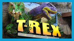 DISNEY SPRINGS DIG SITE AT T-REX