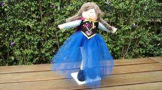 Boneca de pano Anna