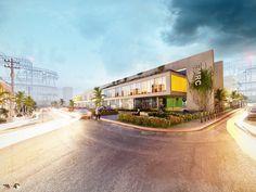 CGarchitect - Professional 3D Architectural Visualization User Community | Erbil Medical Rehabilitation Center.
