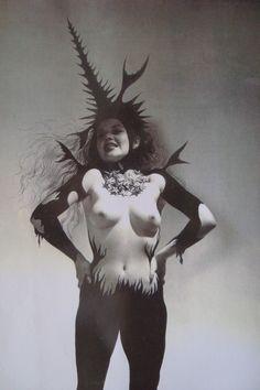 Salvador Dali. Elsa Schiaparelli necklace