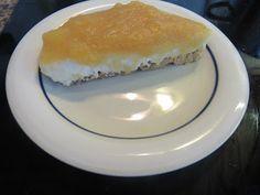 A Cozinha da Xénia: Chesse cake de maça com canela