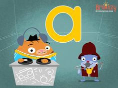 Get familiar with the letter A with this Letter A Rap! #thelettera #a #song #rap #alphabet