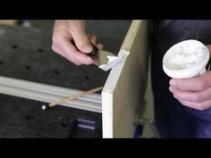 How To Make Edges Look Great on Painted Plywood Projects Woodworking Tools For Beginners, Woodworking School, Learn Woodworking, Wood Working For Beginners, Woodworking Furniture, Plywood Furniture, Woodworking Projects, Painted Furniture, Finished Plywood