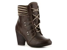 Dr. Scholl's Whynot Bootie Women's Casual Boots Women's Boot Shop - DSW
