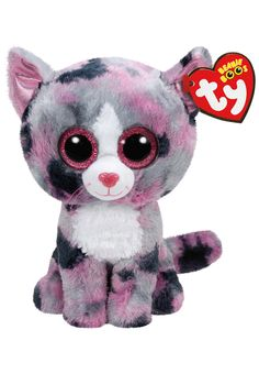 Lindi Kitty Cat 6 Inch Beanie Boo (original price f864d0daa395