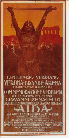 Arena di Verona festaggia Il centenario con AIDA #NewsGC #ArenadiVerona100