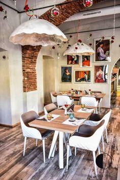 Trattoria Pocol. Brasov. Food. Italian. Restaurant. Romania, Interior And Exterior, Dining Table, Restaurant, Room, Furniture, Home Decor, House, Ideas